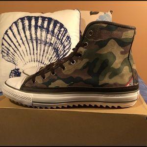 Polo Ralph Lauren Denim & Supply camo shoe size 11
